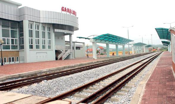 Hệ thống cầu đường sắt Lim – Phả lại, Hạ Long