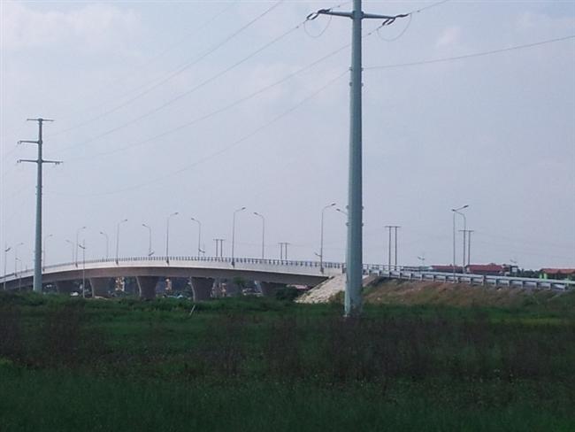 Cầu vượt Nam Hồng- TT Đông Anh, Tp.Hà Nội